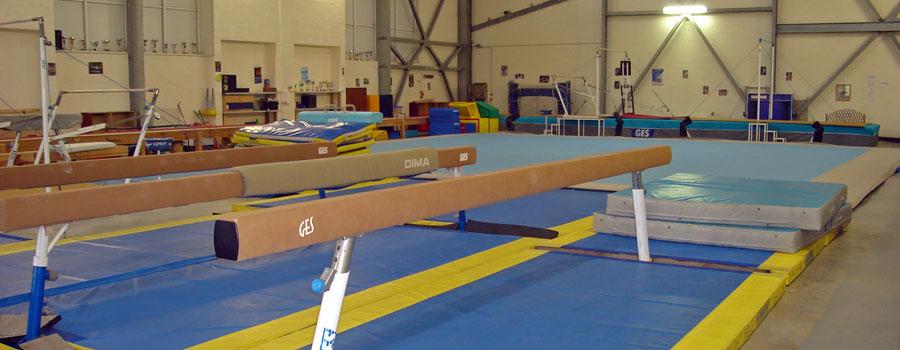 Urkirolak Gym  Les locaux les salles de Gymnastique et de Fitness
