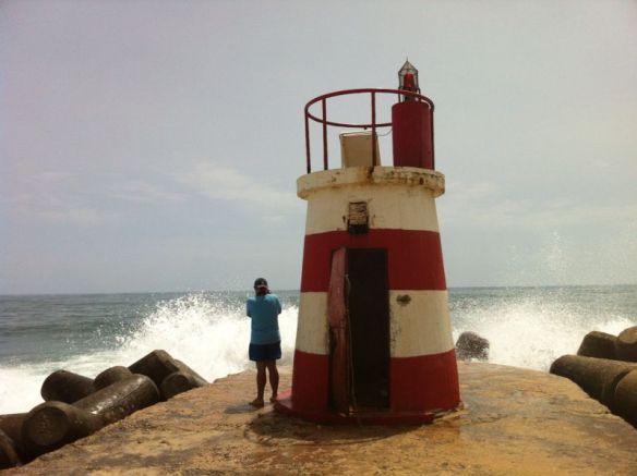 Leuchtturm von Tavira