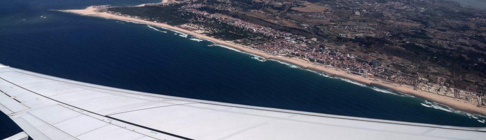 Luftbild Portugal