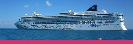 Schiff Ahoi, 3 Tage Sale bei Norwegian Cruise Lines
