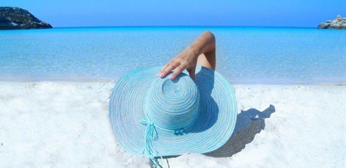 strand-fernreise