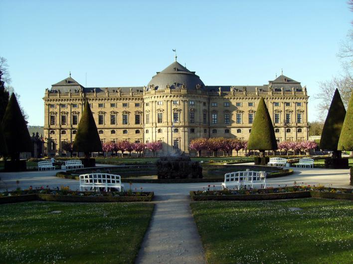 Billedresultat for Würzburger Residenz
