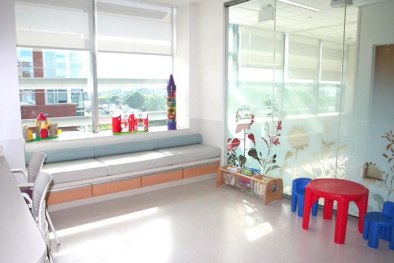 Phase II  Golisano Childrens Hospital  University of