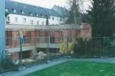 Der Rohbau unseres Kindergartens in Gerresheim.