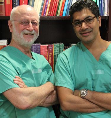 Dr. Blaivas and Dr. Purohit
