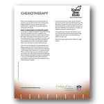 Chemotherapy Fact Sheet