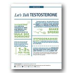 Low Testosterone Infographic