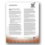 Radiation Therapy Fact Sheet