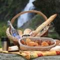Photographie restauration et illustration de repas