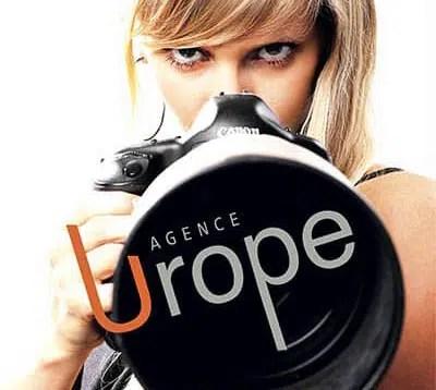 Logo Agence Photo et Vidéo Urope