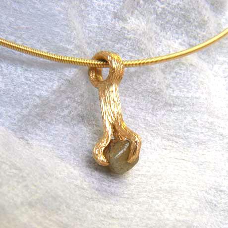 Schmuckanhnger Gold Weissgold Gelbgold Rotgold vom