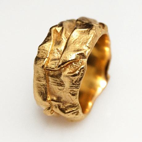 Trauringe in Gold Platin individuell hergestellt