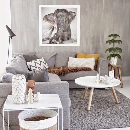 Interieur Inspiratie  Meubels in Scandinavische stijl