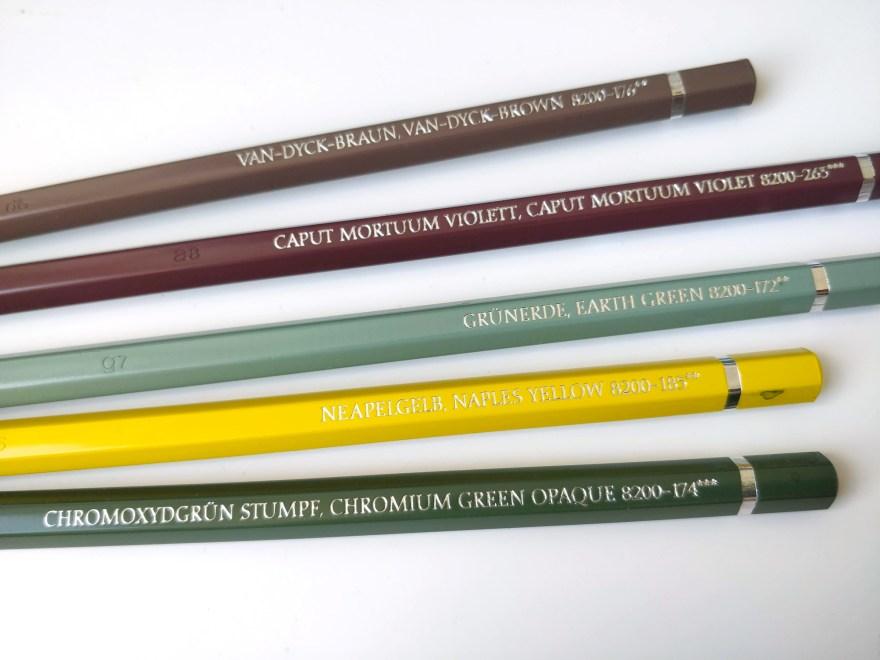 Crayons aquarellables Faber-Castell