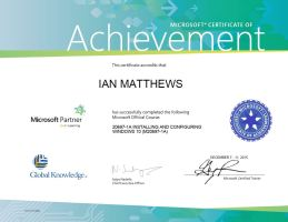 Win10-Certificate