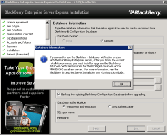 8l-install-bes-express-database-notification-system-message