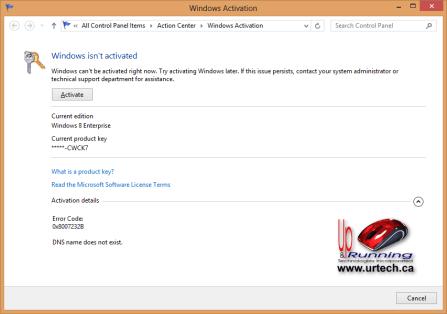 3-no-change-product-key-link-missing-dns-error-0x8007232b-dns-error