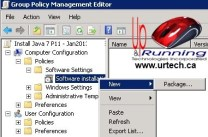 software-installation-new-package