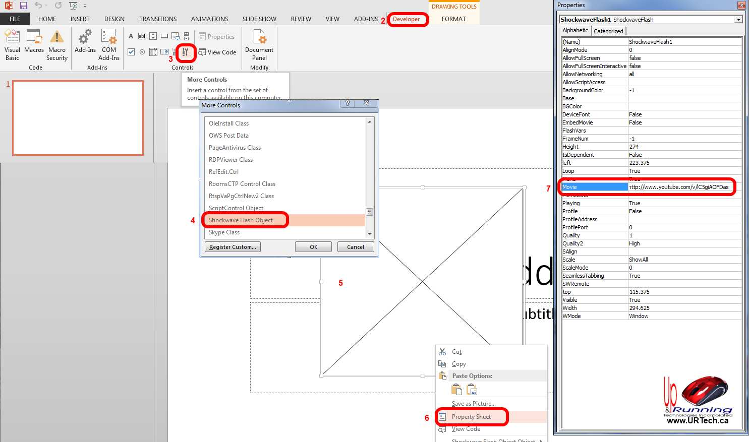 SOLVED: Can Not Embed Video in PowerPoint 2013 – Up & Running