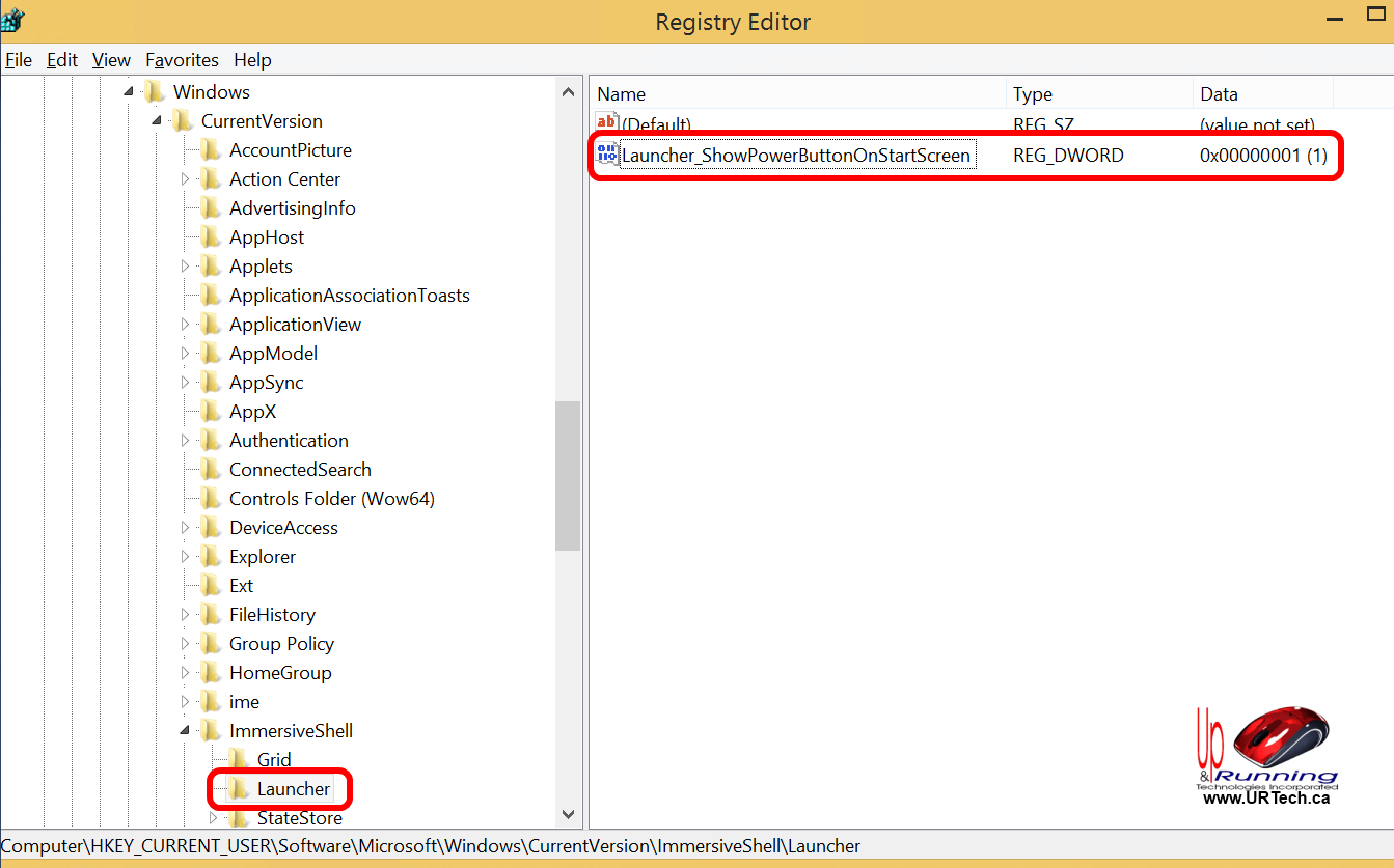 SOLVED: How To Enable The POWER BUTTON in Windows 8 1 Update 1 – Up
