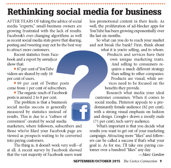 Social-Media-For Business-questionable-value
