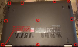 Lenovo-Flex-3-2-remove-back-to-access-battery-hard-drive