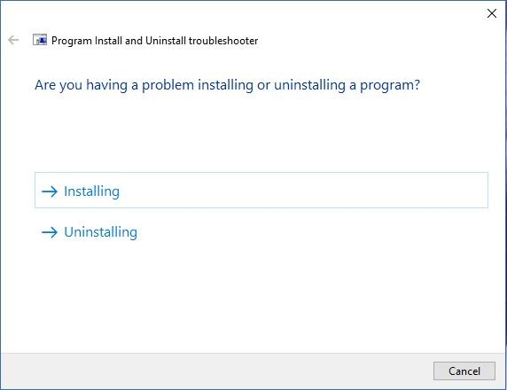 ms-program-install-uninstall-troubleshooter-the-specified-account-already-exists-3