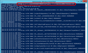 wsus-clean-up-database-script