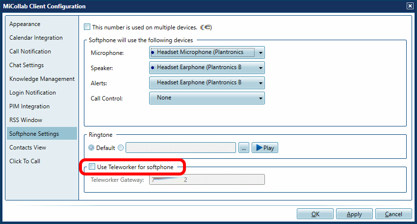SOLVED: Plantronics Mic Not Working on Mitel MiCollab Client