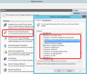 wsus-windows-10-products-explained