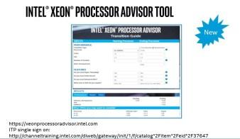 intel-xeon-scalable-processor-advisor-tool