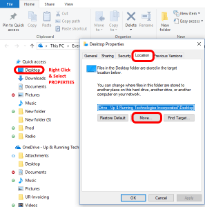OneDrive-Install-set-desktop-to-sync-to-onedrive