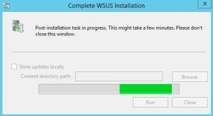 wsus-post-installation