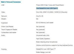 Dell-latitude-5490-ports