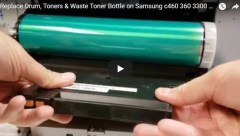 samsung-c460-drum-toner-replacement