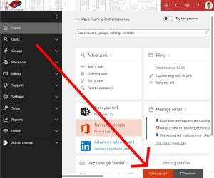 open-office365-support-ticket-need-help-button