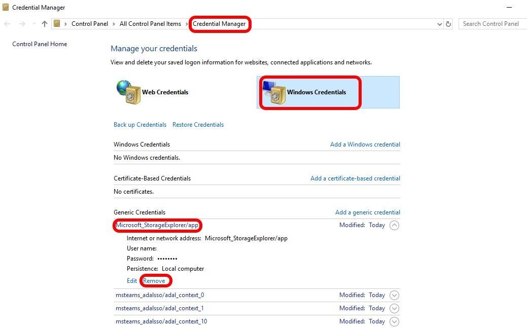 SOLVED: Azure Storage Explorer Cannot Read Property