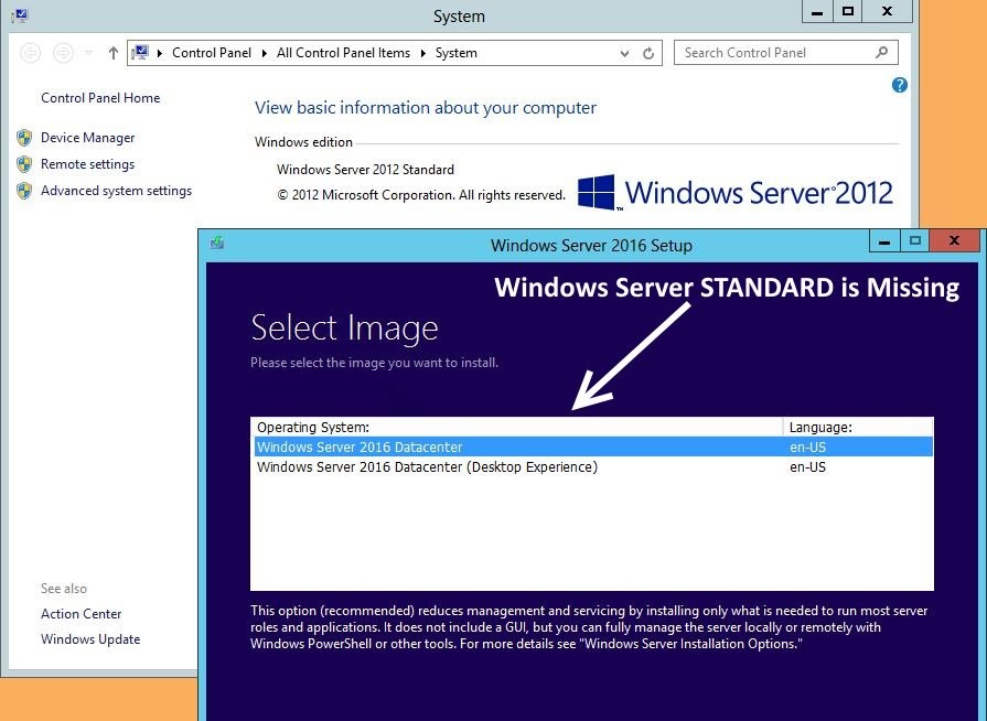 Windows Server 2019 Standard Iso