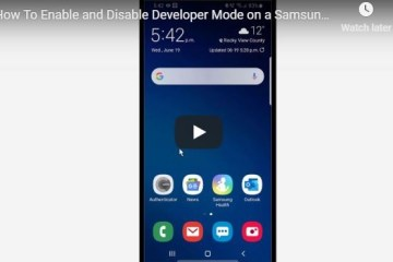 Android Developer Mode Video
