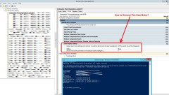Remove Extra Registy Setting From GPO