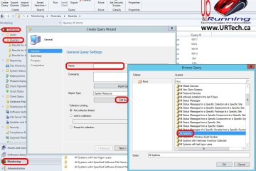 SCCM - How To Duplicate and Existing Query