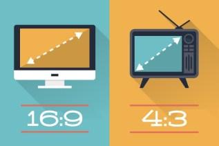 standard-vs-widescreen 4x3 16x9