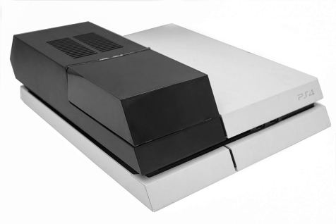 Sony PS4 Drive Bank Disk Expansion