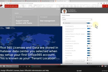 office365 administration datacenters support from ms