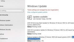 windows 10 enablement package