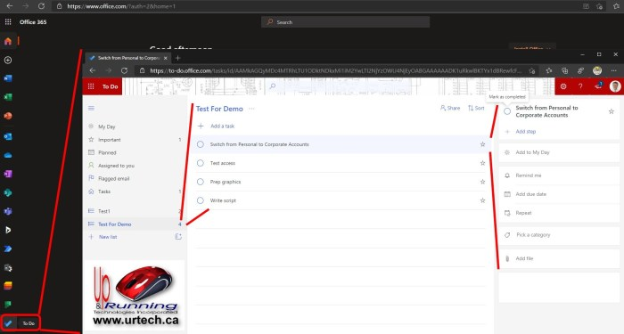 what is microsoft todo tasks