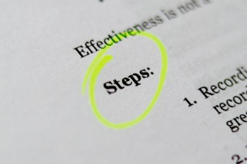 effectiveness steps brads guideline