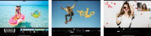 filmmaker pro video editing