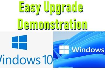 Easy Upgrade Windows 10 to Windows 11 Windows Update