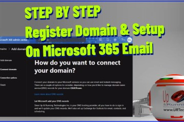 STEP BY STEP Register Domain & Setup On Microsoft 365 Email
